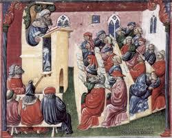 medieval classroom